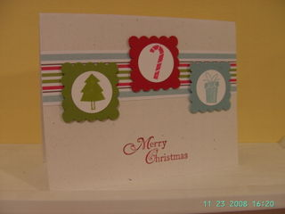 New stampin up stuff 169