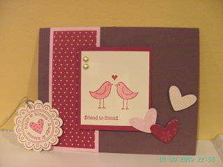 New stampin up stuff 203